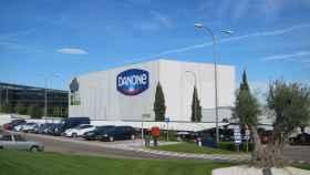 Fábrica de Danone en Madrid.