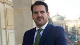Iván Díez, codirector de Desarrollo de Negocio para el Sur de Europa, Latam y US offshore en Lonvia Capital.