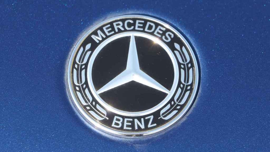 Emblema de Mercedes.