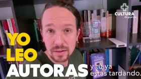 Pablo Iglesias en una captura del vídeo de Unidas Podemos.