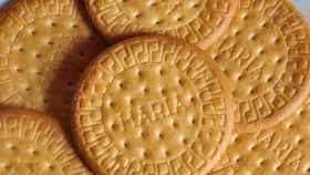 Unas galletas María clásicas.
