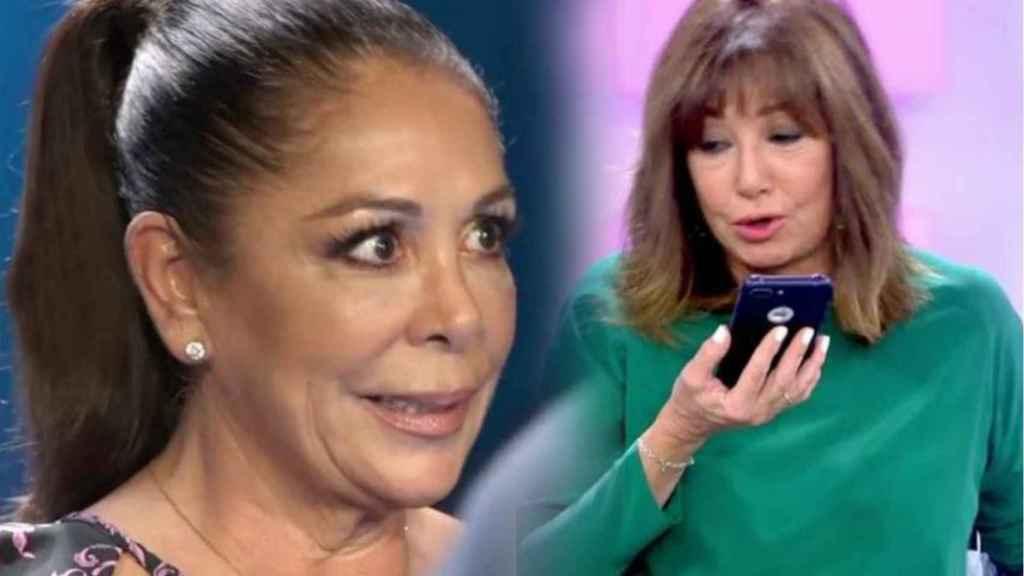 Isabel Pantoja entra en directo en 'El programa de Ana Rosa' para aclarar su polémica.