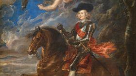 'El cardenal-infante Fernando de Austria, en la batalla de Nördlingen'. Un retrato de Rubens.