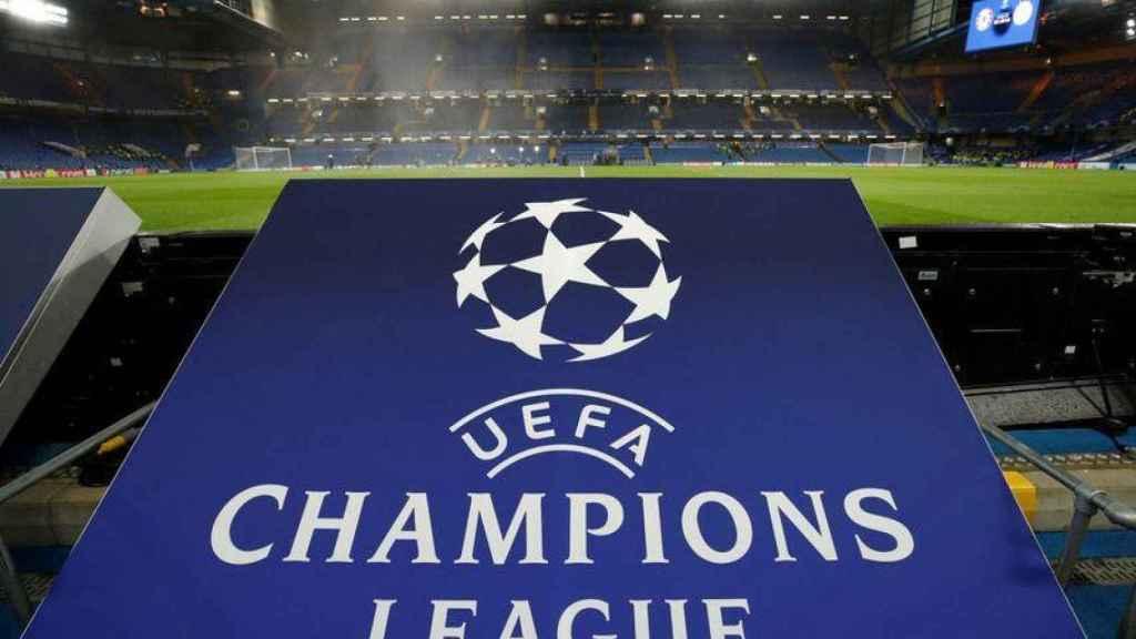 Cartel de la Champions League