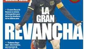 Portada Mundo Deportivo (20/10/20)