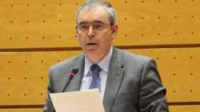 Vicente Aroca en una imagen de archivo
