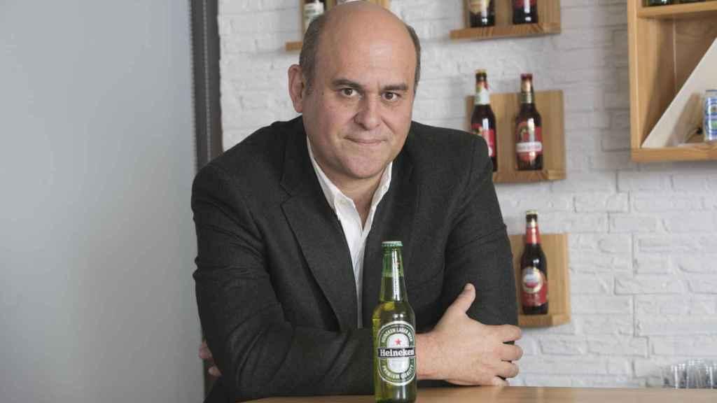 Javier Álvarez, CIO de Heineken España