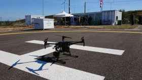 'Nidos' de drones para operaciones de rescate y salvamento