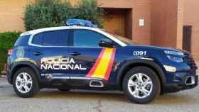 Así es el nuevo coche de la Policía Nacional, un Citroën C5 Aircross.
