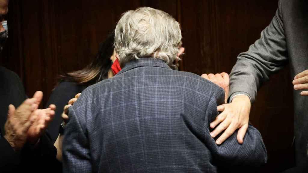 El expresidente José Mujica abandona el Parlamento uruguayo y la vida política para siempre.