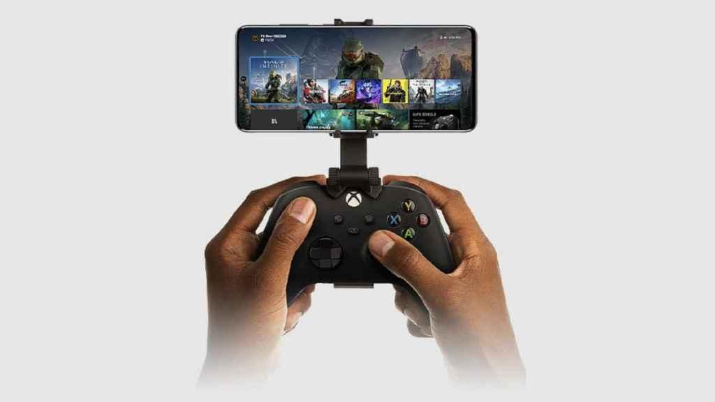 Remote Play de Xbox permite jugar en el móvil