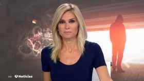 La presentadora Sandra Golpe (Atresmedia)