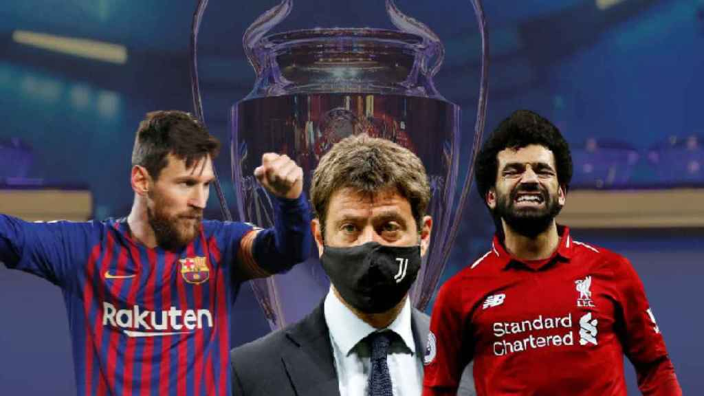 La Superliga europea, el formato que amenaza a la Champions y que puede beneficiarse de la crisis