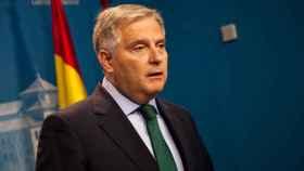Paco Cañizares, todavía presidente del PP de Ciudad Real