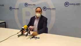 Benjamín Prieto, presidente provincial del PP de Cuenca