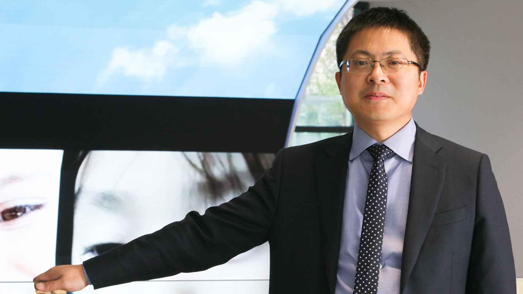 Tony Jin Yong, CEO de Huawei en España