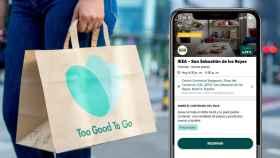 La alianza entre Ikea y Too Good To Go dio comienzo en julio de este año, al implementar la aplicación en tres centros.