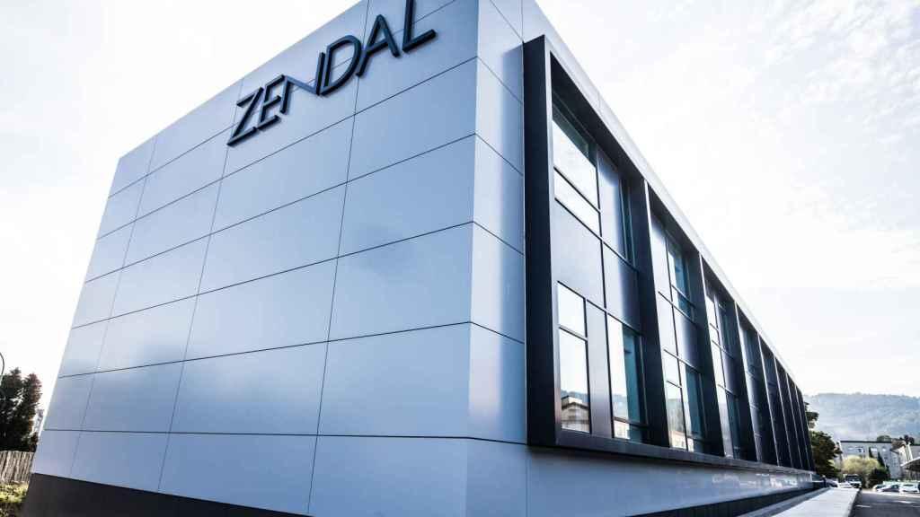 Sede del Grupo Zendal.
