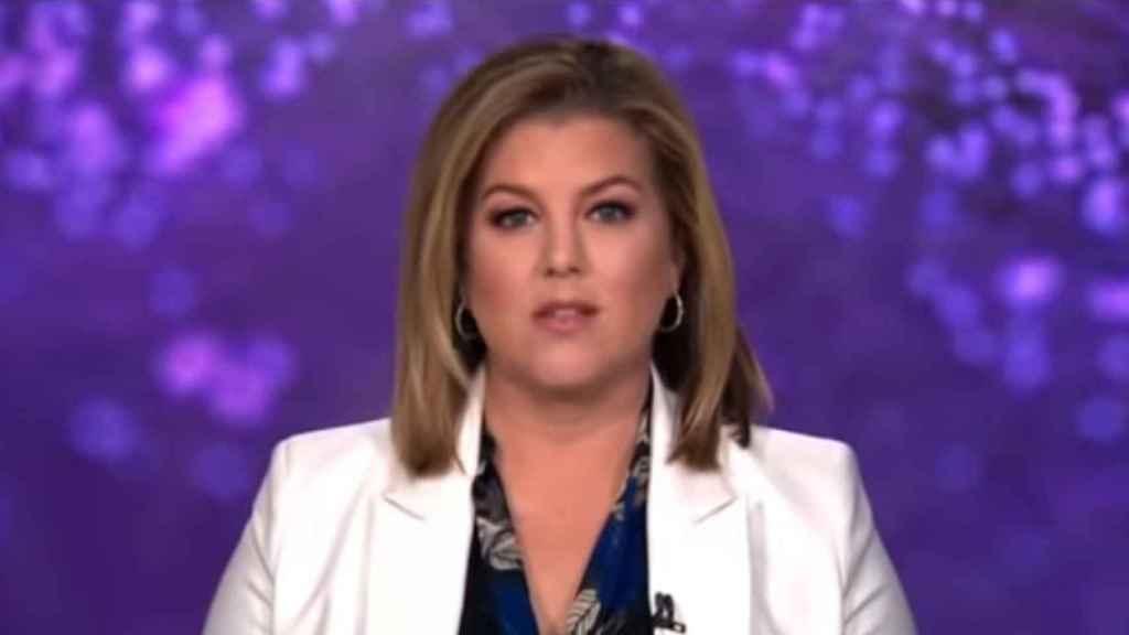 La presentadora de la CNN, Brianna Keilar.