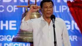 Rodrigo Duterte, presidente de Filipinas, en una imagen de archivo.