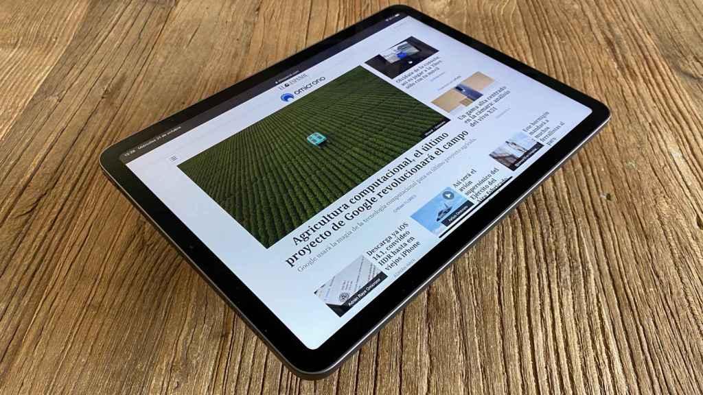 El iPad Air es ahora mismo mejor opción que el iPad Pro