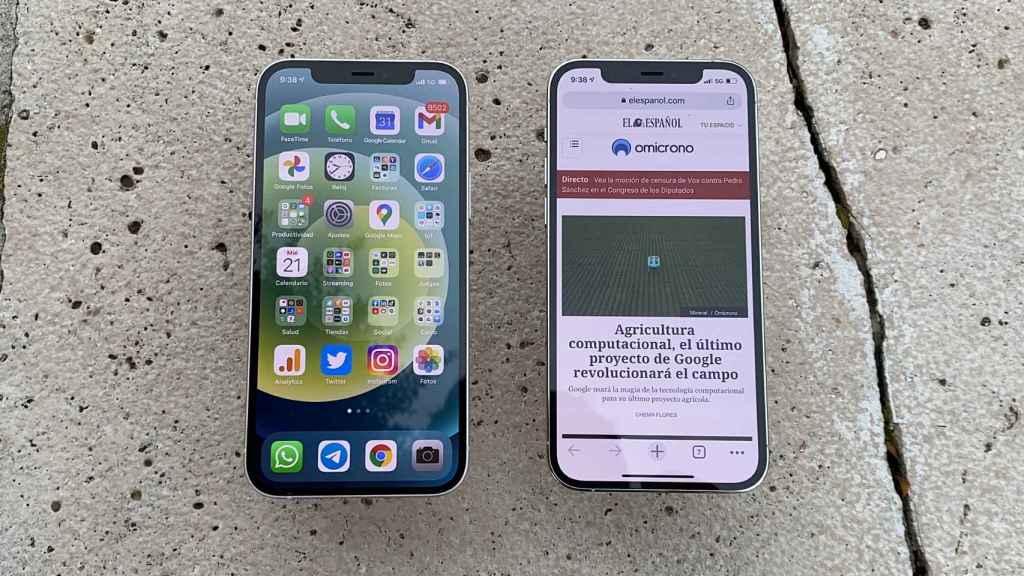 iPhone 12 y 12 Pro