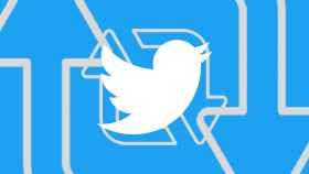 Twitter y el logo de RTs.