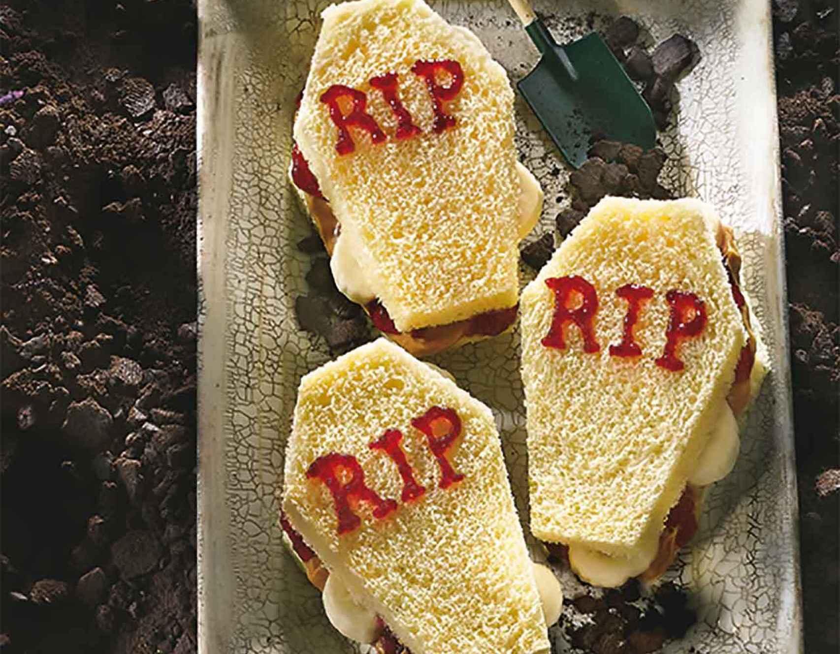 Sándwiches funerarios