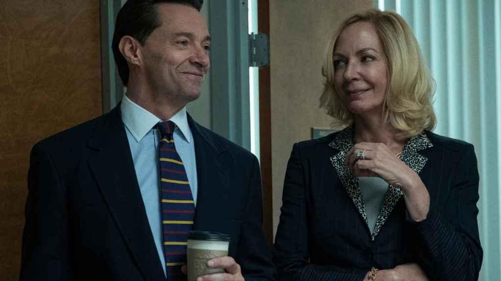 Hugh Jackman y Alison Janney protagonizan 'La estafa'