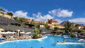 Un hotel en Canarias.