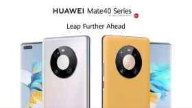 Nuevo Huawei Mate 40 Pro: un diseño espectacular y aún mejor fotografía