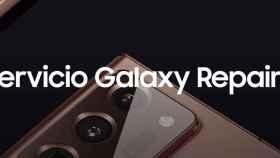 Samsung repara tu móvil en un día con Galaxy Repair Express