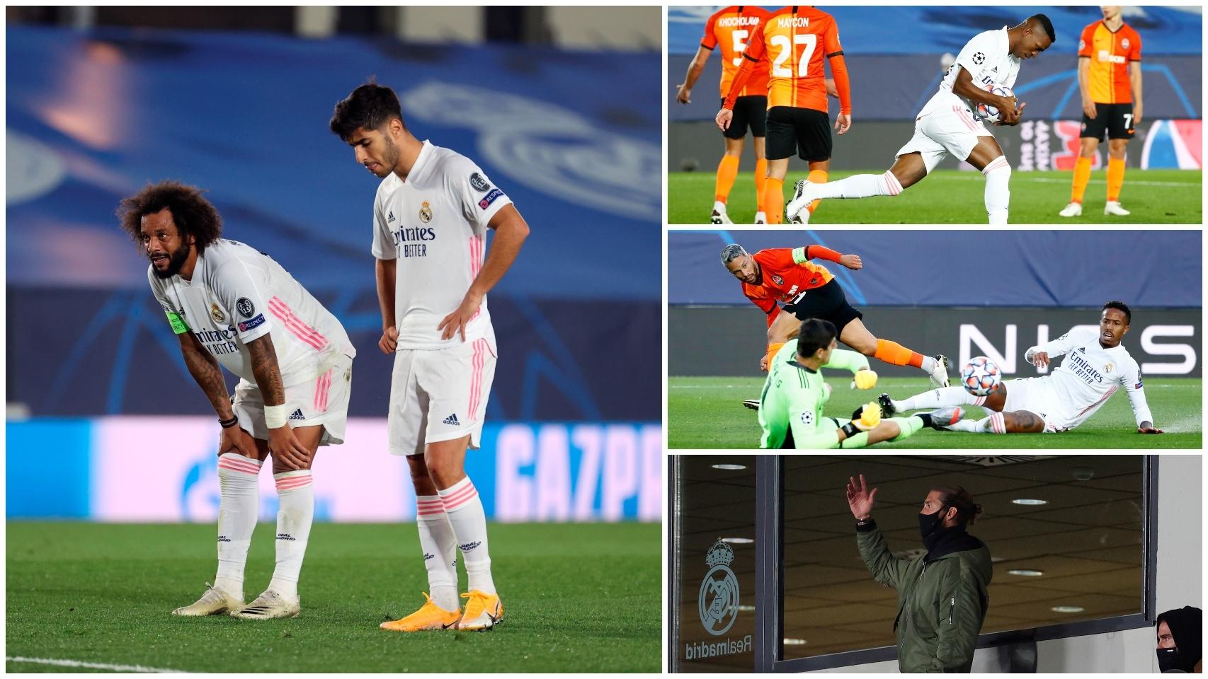 Las cinco claves de la crisis del Real Madrid