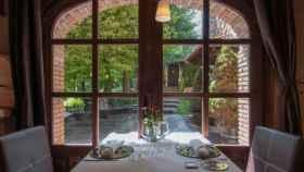 Restaurante Molino de AlcunezA. FOTO: MOLINO DE ALCUNEZA / MAXIMILIANO POLLES