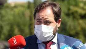 Paco Núñez, presidente del PP de Castilla-La Mancha, en una imagen de archivo