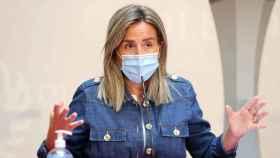 La alcaldesa de Toledo, Milagros Tolón, en una imagen reciente
