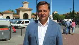 Manuel Serrano, exalcalde de Albacete, en una imagen de archivo