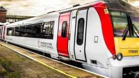 Servicio ferroviario de Gales.