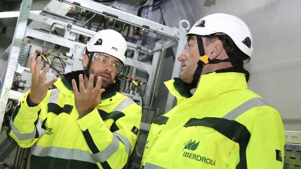 Iberdrola podría desarrollar proyectos de eólica marina por 1.300 MW en Nueva York
