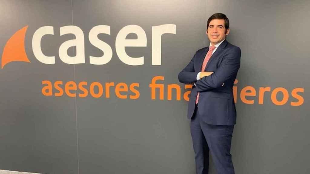 Javier Barallat, nuevo agente financiero de Caser Asesores.