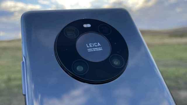 Cámaras del Huawei Mate 40 Pro+