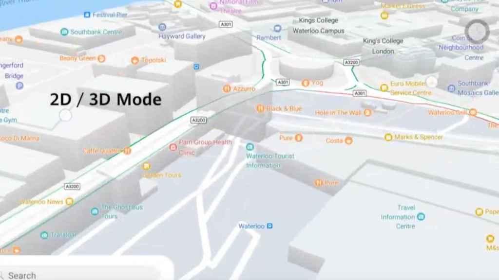 Petal Maps es la nueva aplicación de mapas de Huawei