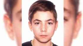 Fernando Saguar, el menor de 17 años desaparecido en  Allariz (Orense).