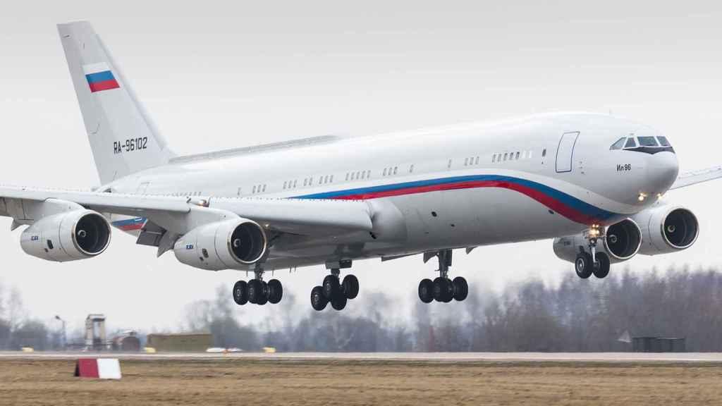 IL-96-400, base del próximo modelo de avión del juicio final ruso