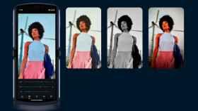La app de cámara de Motorola se actualiza: nueva interfaz