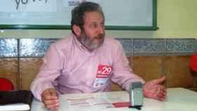 Juan Jiménez en una imagen de archivo