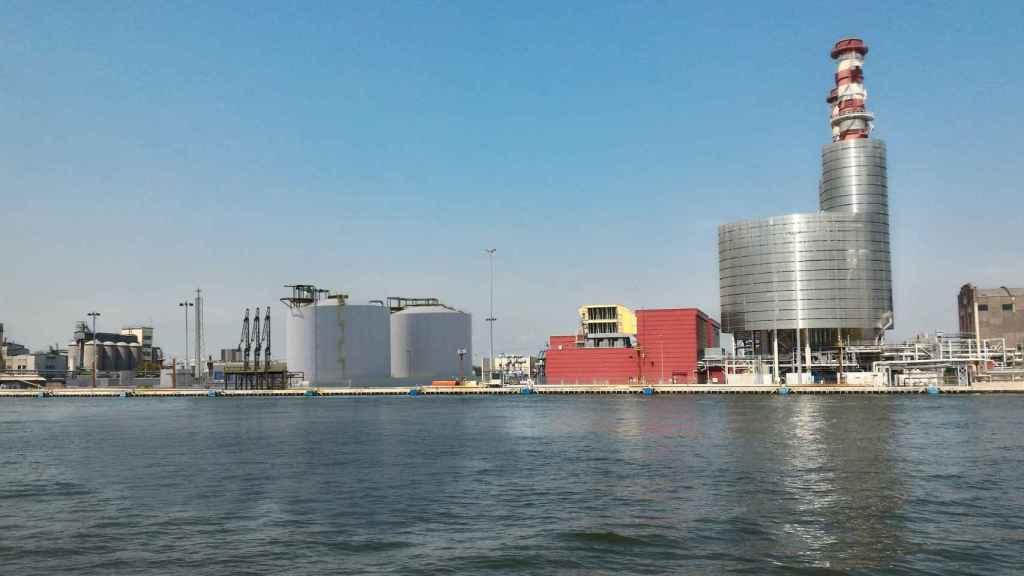 Enagás será socio de la planta de GNL de Rávena (Italia) al adquirir un 19% a Edison