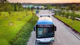 Solaris probará en las próximas semanas en París su autobús de hidrógeno