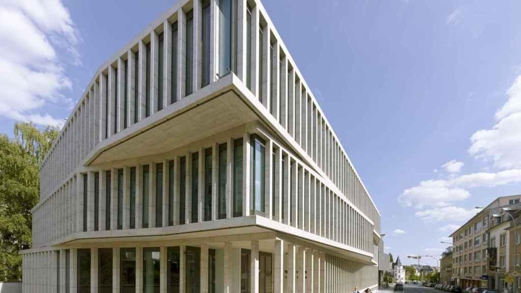 Mapfre compra un edificio de oficinas en el distrito financiero de Luxemburgo