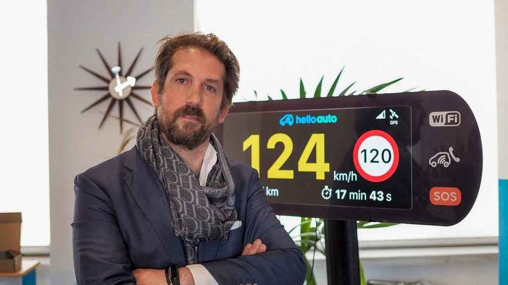 Martín Martínez, director general de desarrollo de Hello Auto.